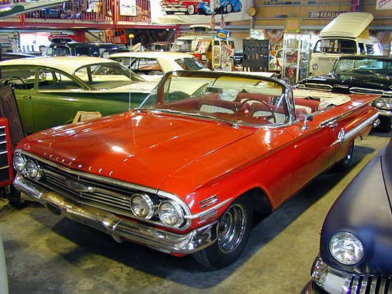 60 Chevy Impala Conv