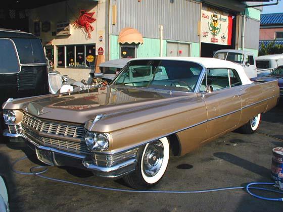 64 Cadillac Conv